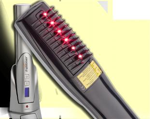 laser mot håravfall