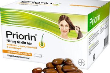 stoppa ärftligt håravfall