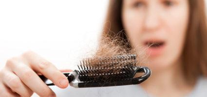Kvinnligt håravfall